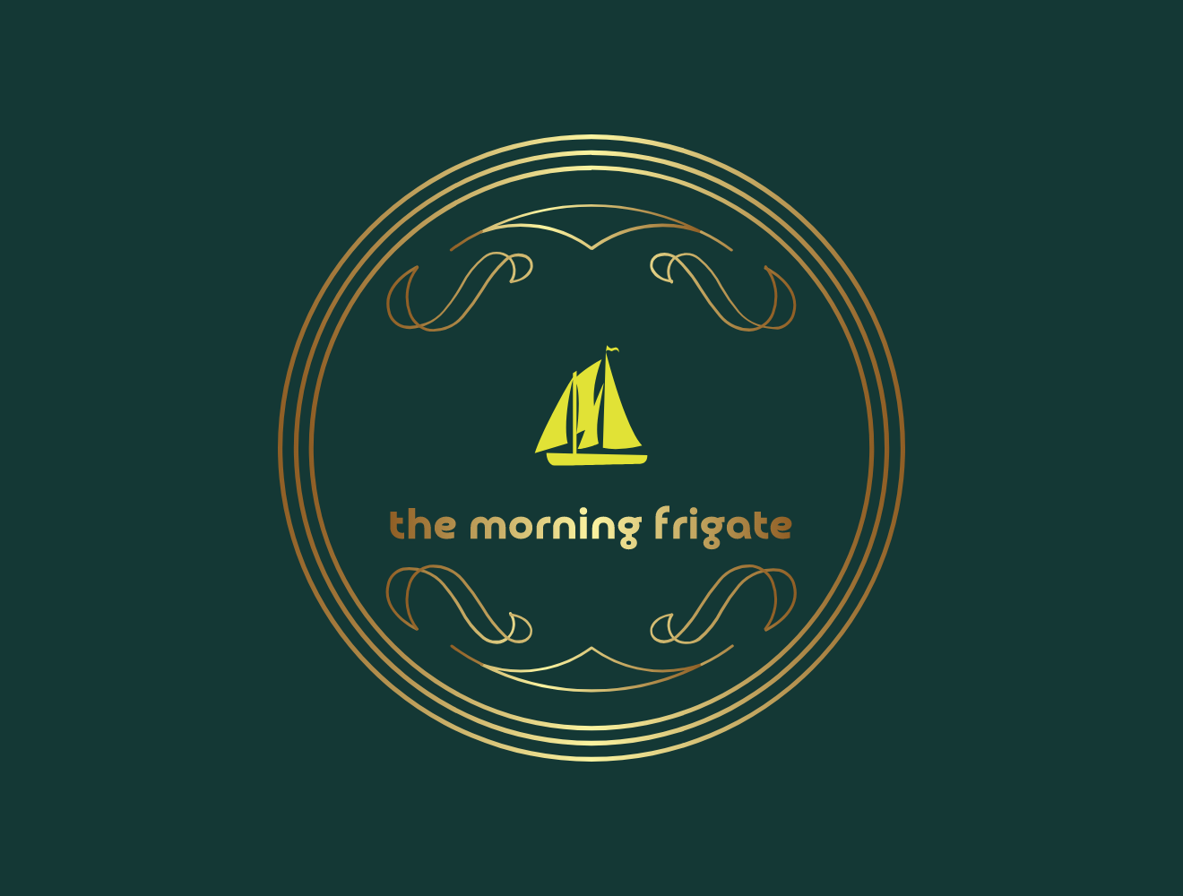 The Morning Frigate: A journey into all things literary